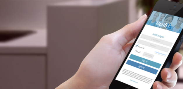 The NotifiUs Platform turns Text Messages into Structured Data
