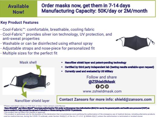 Z-Shield Order Information